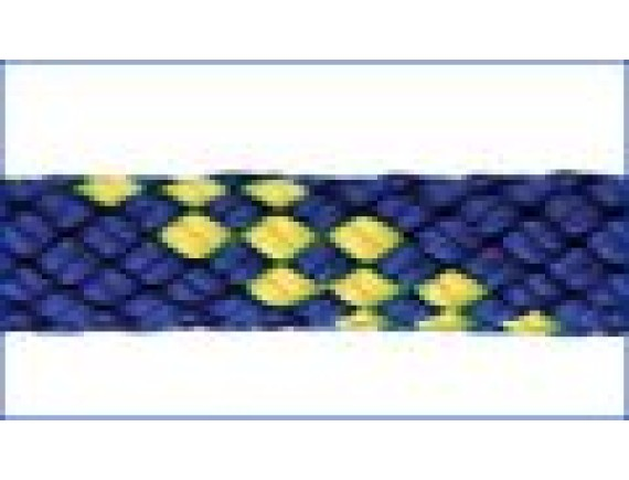 Liros Handy Elastic 14mm  blau/gelb
